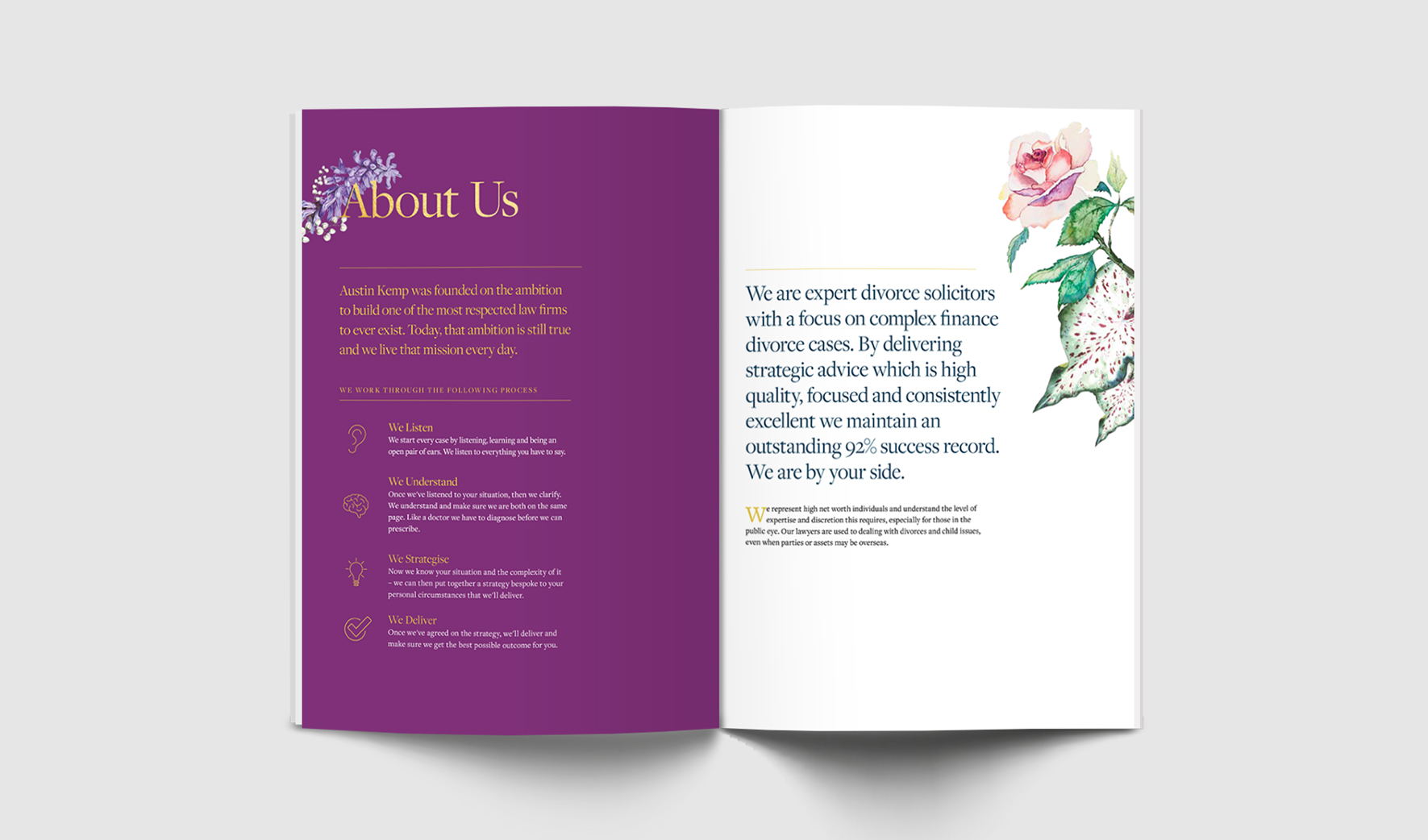 Design Agency Huddersfield Brochure Design