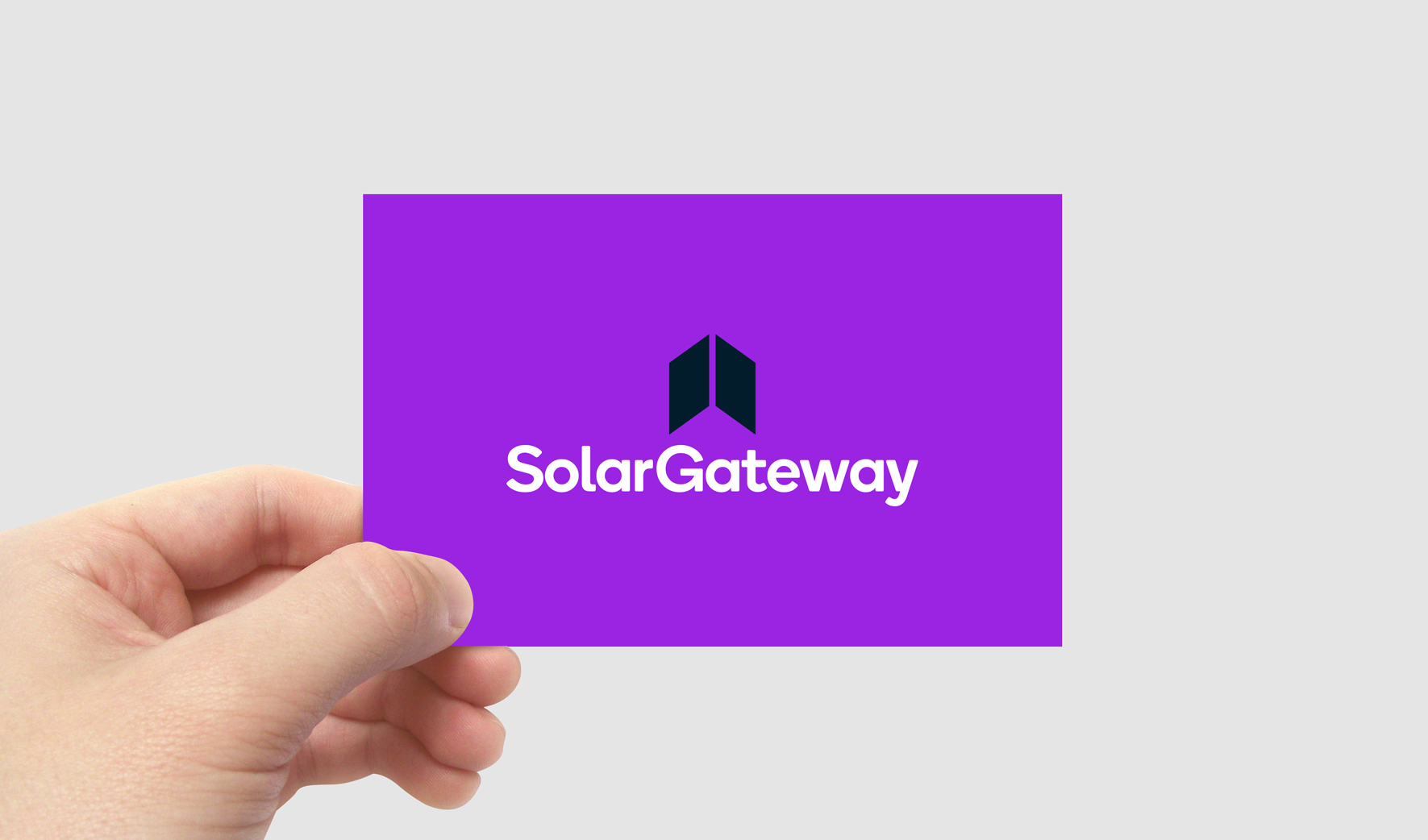 Solar Gateway Business Cards