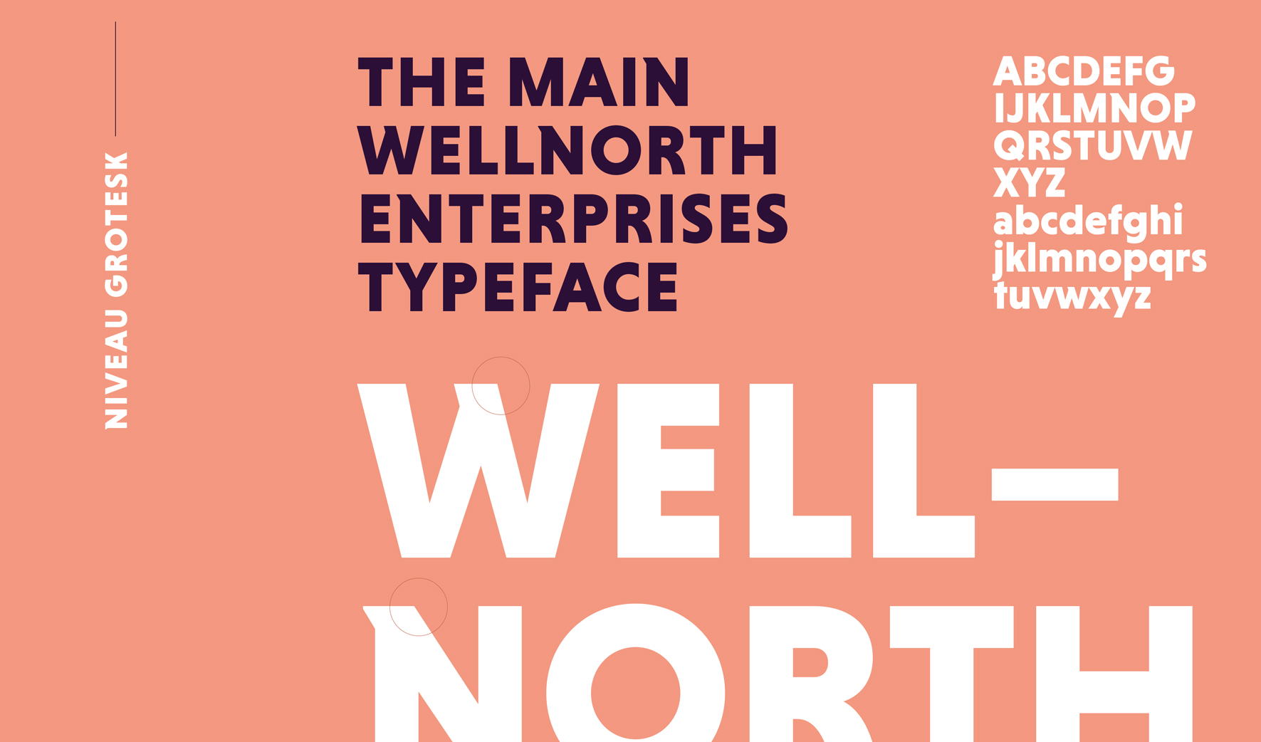 Well North Typography 1